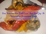 Four Reasons Will Love Find Philadelphia Restaurant Week