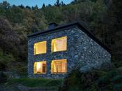 House Week: Meticulously-Crafted Alpine Dwelling