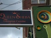 Eating Vegan {Seattle}: Queen Sheba Ethiopian Restaurant