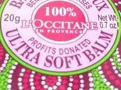 Ultra Soft Balm from L'Occitane
