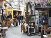 Morning Paris Antique Market