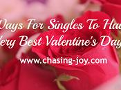 Round Ways Singles Have Very Best Valentine's