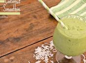 Paleo Coconut Green Smoothie