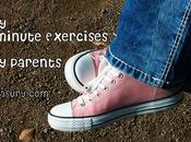 Easy 10-minute Exercises Busy Parents