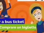 Ticket Italian Language. Comprare Biglietto