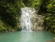 Calasa Falls: Unsullied Natural Attraction Samboan