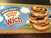 Instore: Jerry's Cookie Dough 'Wich Creams Kipling Cupcakes