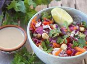 Insanely Delicious Thai Salad with Coconut Rice