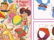 FREEBIE: Liddle Kiddles Paper Dolls (ALL)