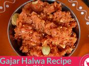 Gajar Halwa Recipe Kids