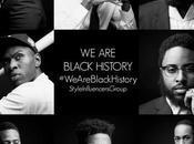Fellas Rocked Recreation Historic Black Leaders #WeAreBlackHistory Campaign 2016
