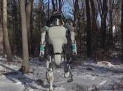 Humanoid Robot Atlas From Fiction Reality