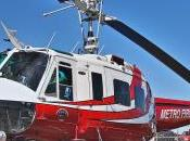 Bell UH-1H Super Huey- Sacramento Metro Fire District