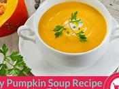 Easy Pumpkin Soup Recipe Babies