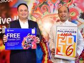 Globe Telecom Supports Visit Philippines Again 2016