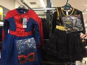 Today's Review: George's Batman Spider-Man Dresses