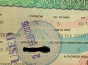 Getting Thai Tourist Visa Minh City