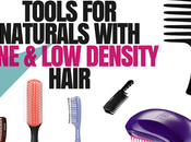 Best Detangling Tools Naturals with Fine, Low-Density Hair