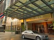 Conrad Bangkok: Luxury Hotel Just Business