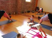 Yoga Poses with Your Kids