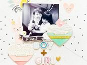 Crate Paper Design Team Girl