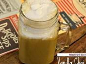 Protein Rich Vanilla Chai Latte {vegan, Free, Gluten Free}