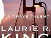 Julie Thompson Reviews Grave Talent Laurie King