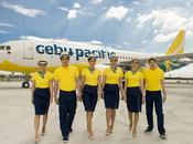 Cebu Pacific Crew Wear Uniforms 20th Anniversary