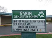 Author Visit, Garin School, Brentwood,