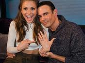Maria Menounos Gets Engaged Live Howard Stern Show
