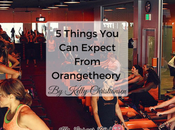 Things Expect From Orangetheory