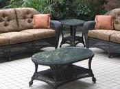 Outdoor Furniture Also Used Indoors Why?