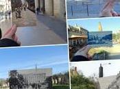 Bordeaux Postcard Overlays, Round