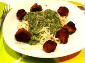 Vegan Gluten-free Rocking Rucola Pesto!
