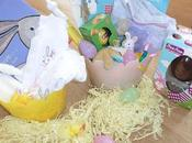 Girl's Easter Baskets Newborn Toddler Edition!