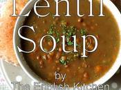 Lentil Soup Falafel