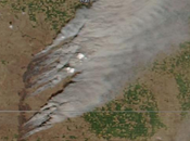 Winds Massive, Unprecedented March Wildfire Burning Mile Swath Through Kansas Oklahoma