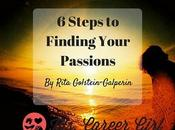 Steps Finding Your Passions