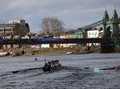 Boat Race 2016 Women's Rowing Winner