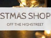Christmas Shopping Highstreet