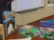 Author Visit Olson Elementary School, Verona, Wisconsin