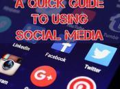Quick Guide Using Social Media