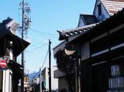 物資の集積地として大いに栄えた中津川宿 Nakatsugawa-juku, Former Post Town Trade Center.