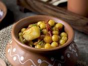 Ghugni (Bengali Street Food with Dried Peas)