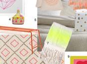 Scheming: Neon Bedroom Decor