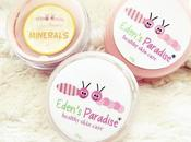 Eden's Paradise: Mineral Clay Powder Blush Review