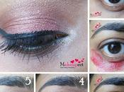 Concealing Under Area Steps Bright Eyes