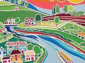 Apple Seed Paper Cuts English Coast Countryside Scenes Sarah King