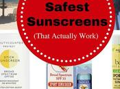 Safest Sunscreens (That Actually Work)