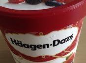 Haagen Dazs Summer Berries Cream